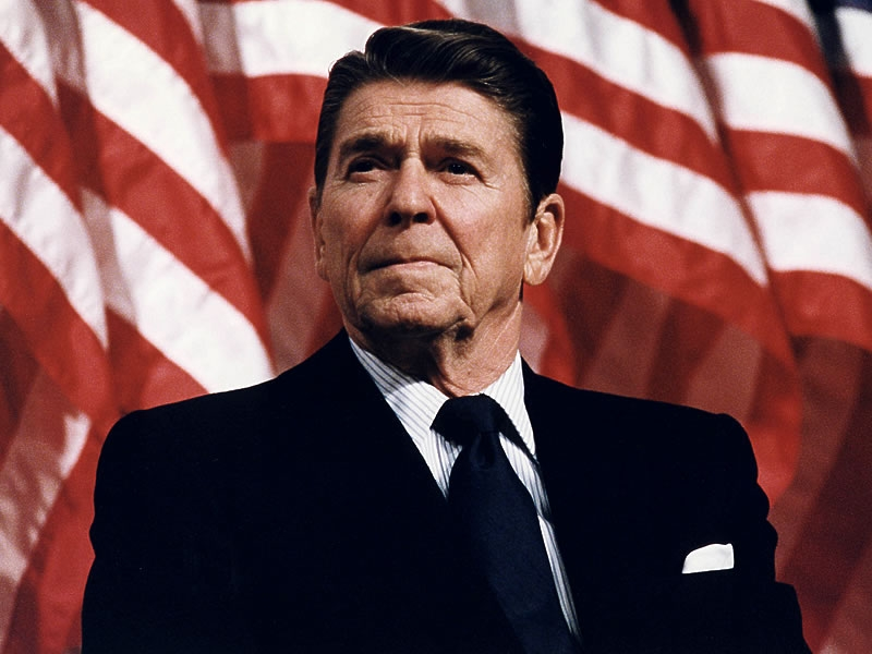 Fulton's Ronald Reagan Connection