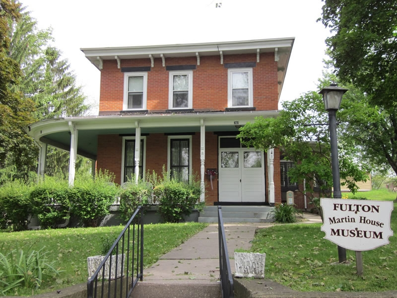 Fulton (Martin House) Museum