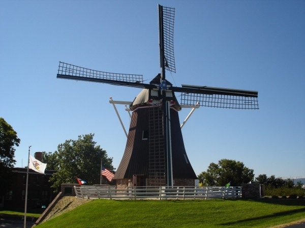de Immigrant Windmill