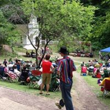 Heritage Canyon Bluegrass Festival: June 8, 2019