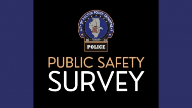 Fulton Police Department | Public Safety Survey