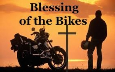 "30th Annual ""Blessing of the Bikes"" - Sunday, June 2, 2019"